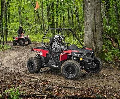 Polaris Manufacturer Specials on Youth R.O.P.S Models image