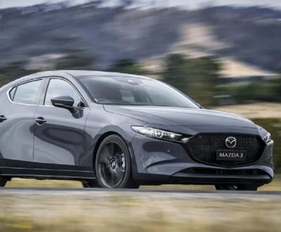 Mazda 3 image