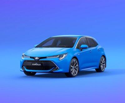 Toyota Corolla image