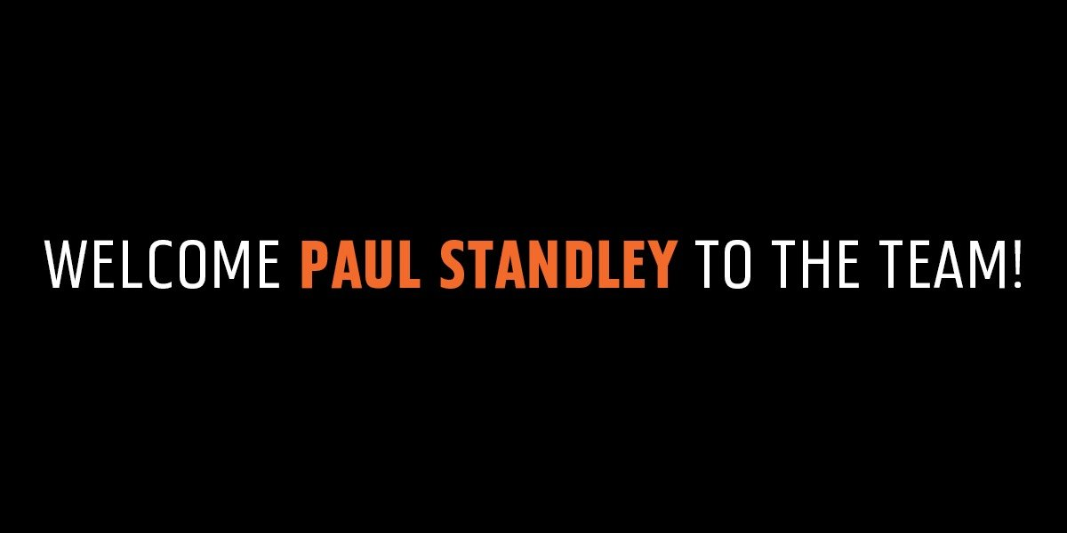 blog large image - Welcome Paul Standley to the Team!