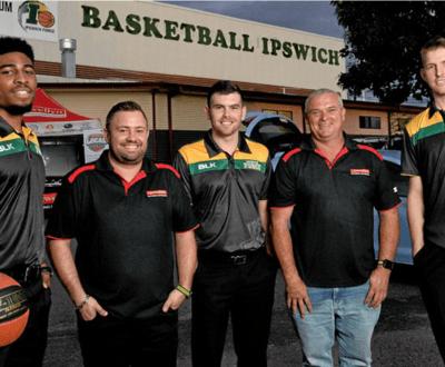 Ipswich Basketball image