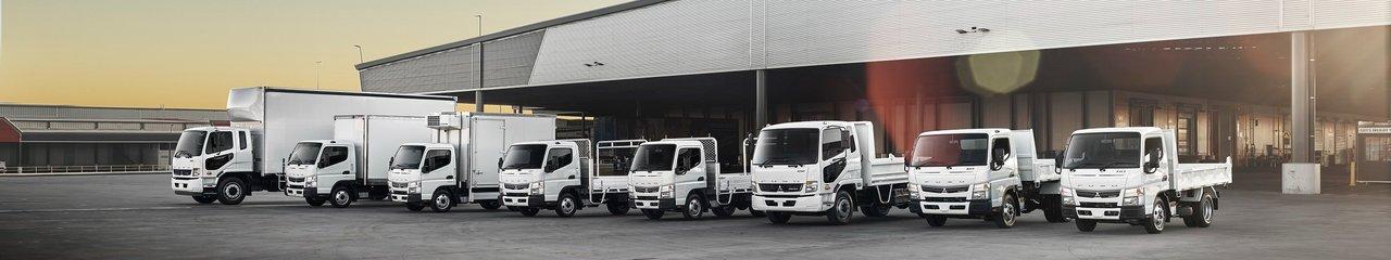Fuso Fleet Trucks