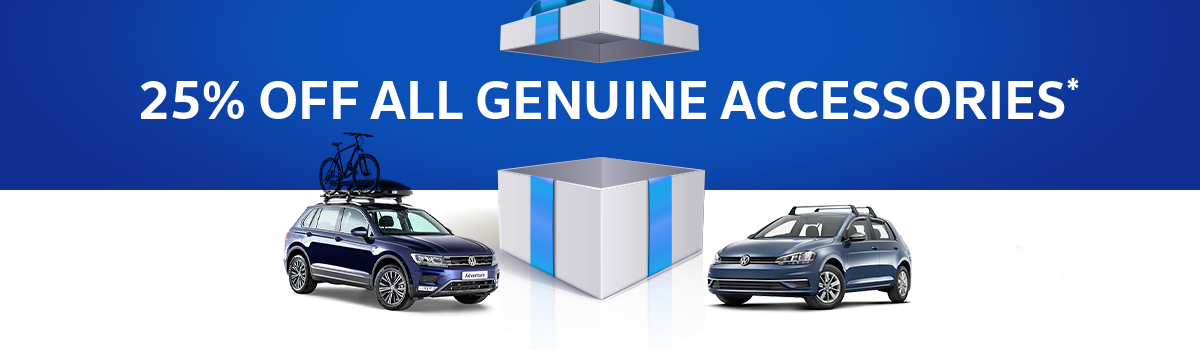IT'S TIME TO TREAT YOUR VOLKSWAGEN Large Image