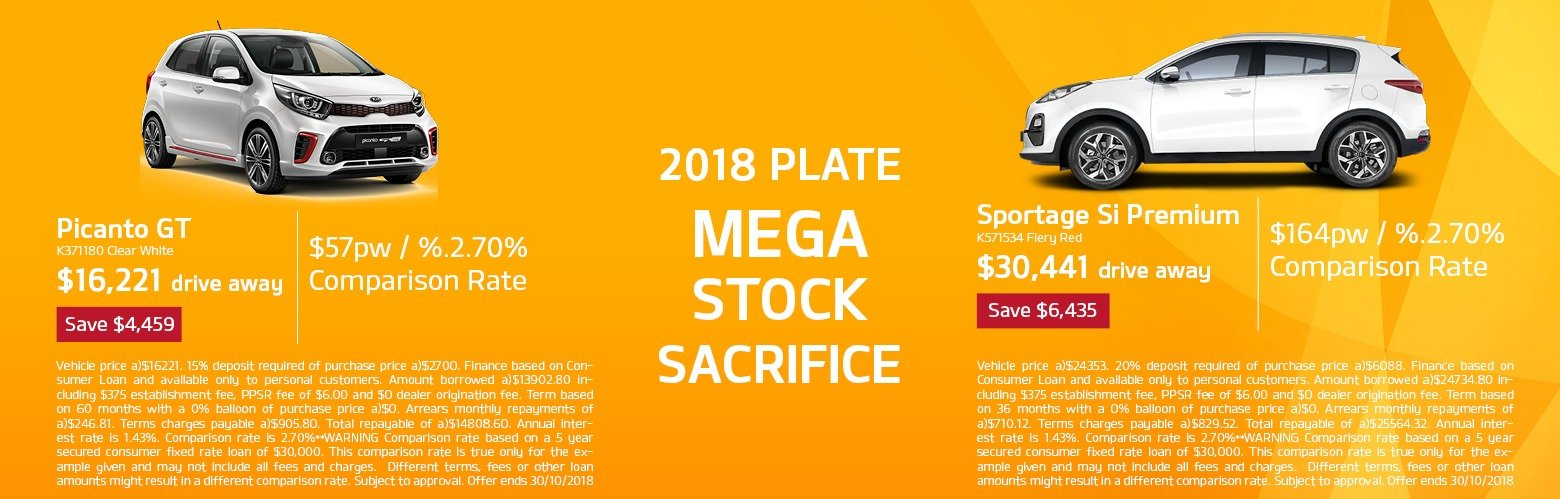 2018 plate super sacrifice
