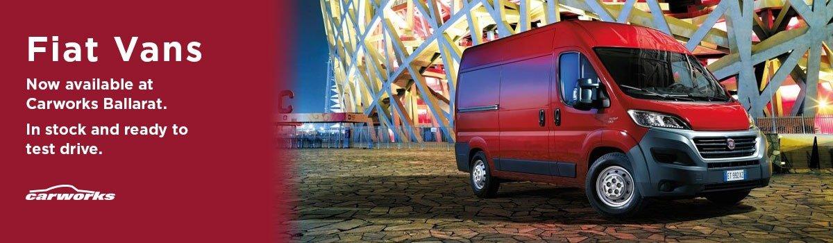 Fiat Vans Large Image