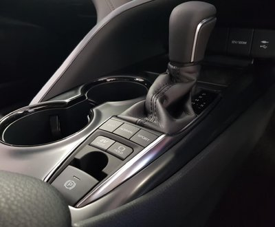 Toyota Drive Modes image