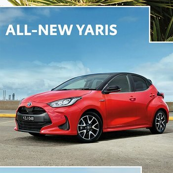 The All-New Yaris has arrived at Stewart Toyota Small Image