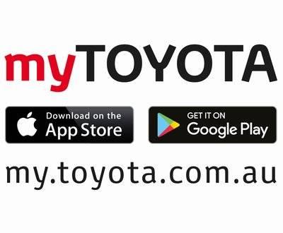 myToyota app  image