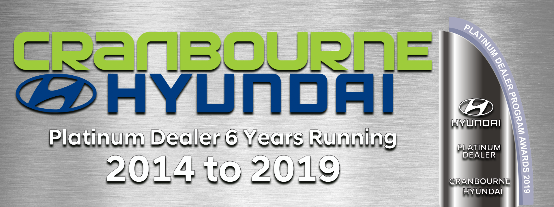 Cranbourne Hyundai Platinum Dealers