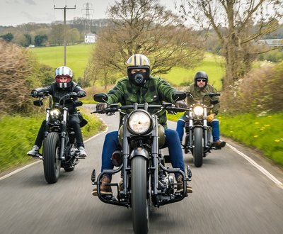 Pre-Group Ride Safety Tips - (Part 1) image