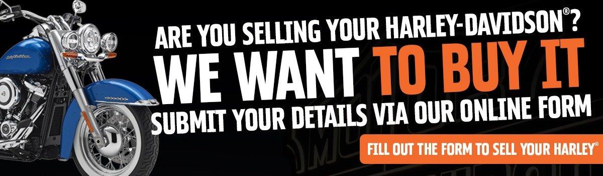 SELL YOUR BIKE AT Morgan & Wacker Harley-Davidson® - Brisbane & Melbourne Large Image