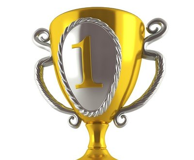 Winning cup image