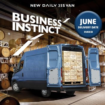 Iveco June Delivery Promo Small Image