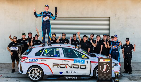 Will Brown - 2019 TCR Champion
