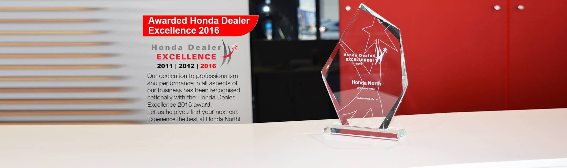 Honda North Special Offers