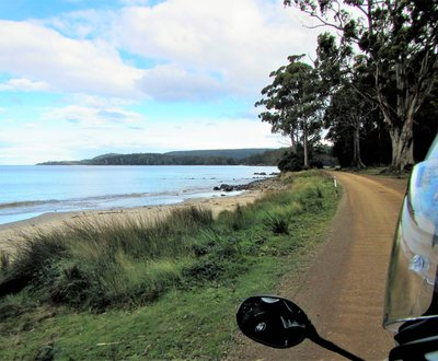 Riding Routes: Hobart > Whale Lookout image