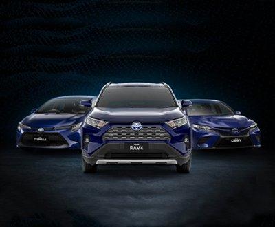 Toyota Hybrid range image
