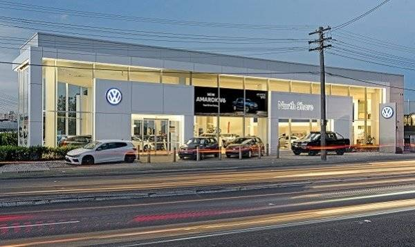 North Shore Volkswagen Volkswagen Dealer Artarmon Nsw