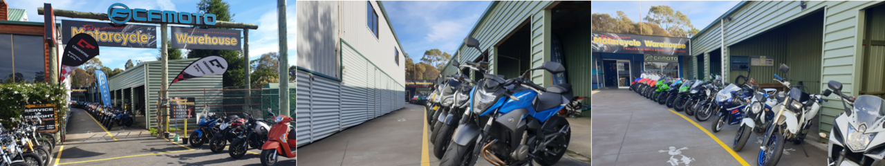 Tasmania Motorcycle Warehouse Contact Us