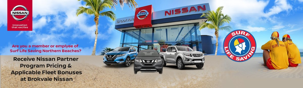 Claim your benefits as an employee or member of SLSNB, at Brookvale Nissan  Large Image