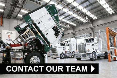 Truck Service Melbourne East Hallam