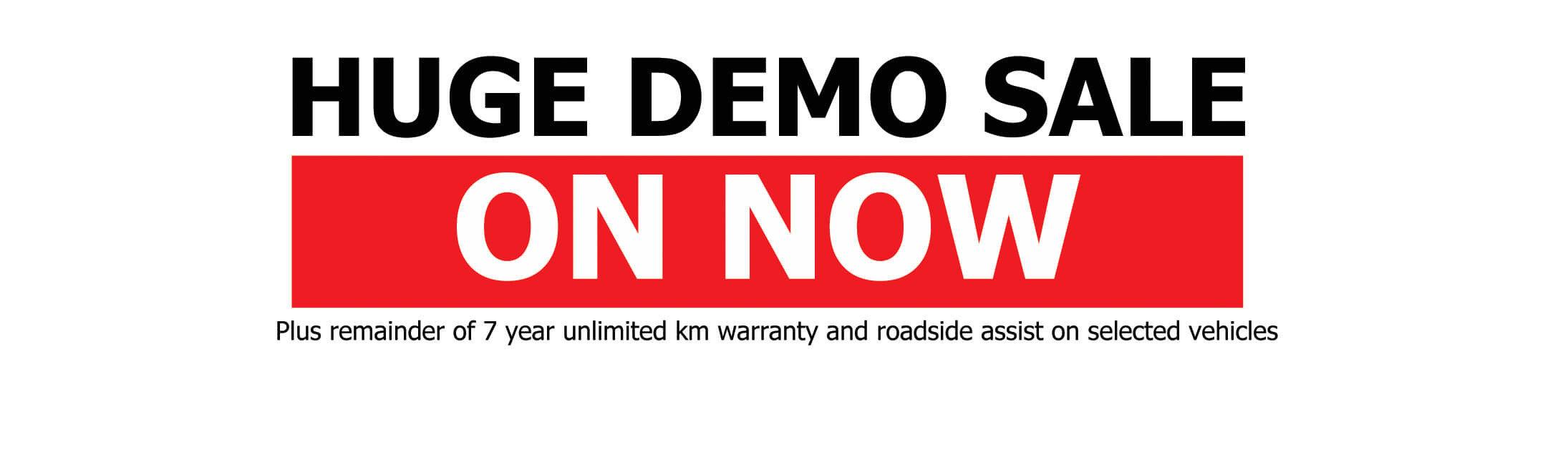 Nordic Honda - Demo Sale