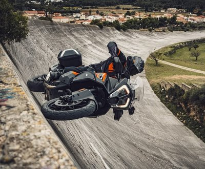 2021 KTM 1290 Super Adventure S image