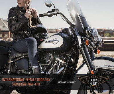 Gold Coast Ladies of H.O.G - International Women's Day Ride image