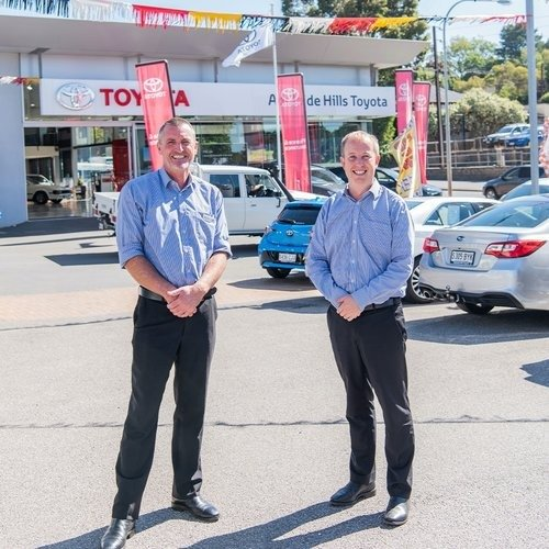 View our Used Car Stock