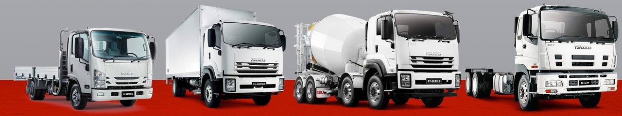 Isuzu Trucks Arriving Soon