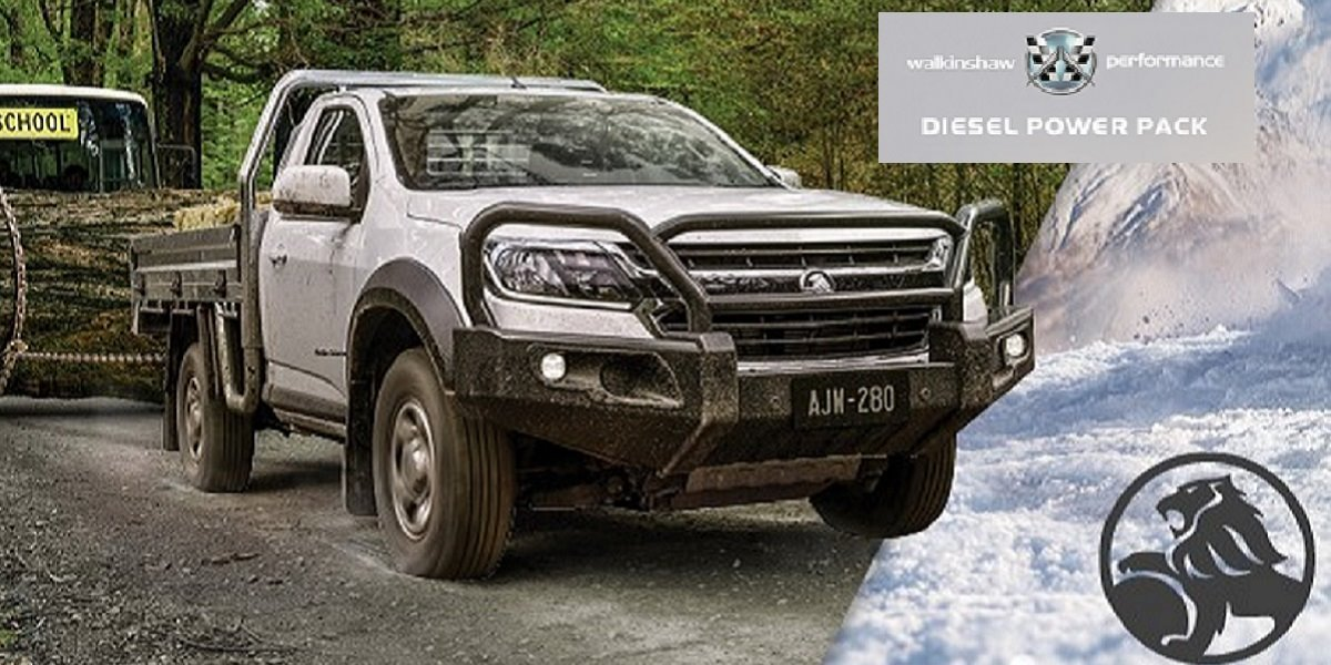 blog large image - Walkinshaw Performance Diesel Power Pack NOW Available at Heritage Motor Group