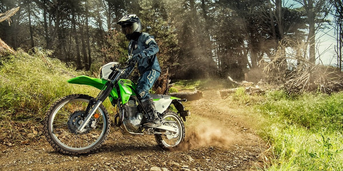 blog large image - KAWASAKI NEW MODELS KLX230 AND KLX300R OUT NOW