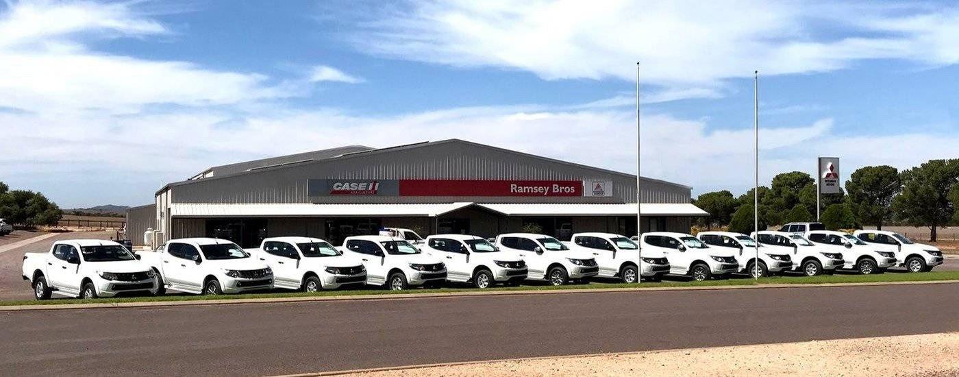 Ramsey Bros Mitsubishi Cleve