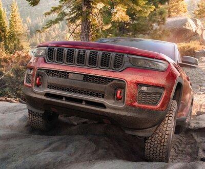Jeep 2022 Grand Cherokee image