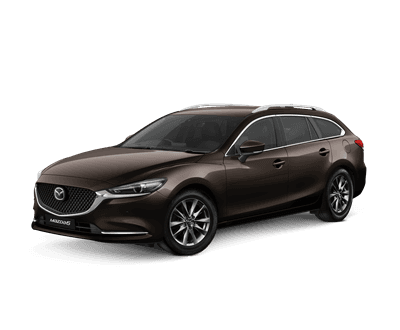 Mazda 6 Wagon Touring Titanium Flash Mica image