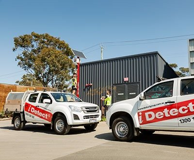 D-MAX proving the ideal Ute for security company iDetect. image