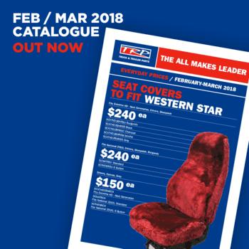 TRP Parts Catalogue Feb - Mar 2018 Small Image