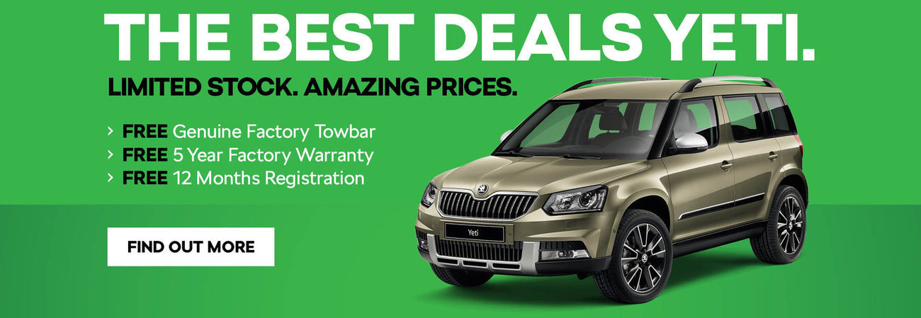 Essendon Skoda The Best Deals YETI