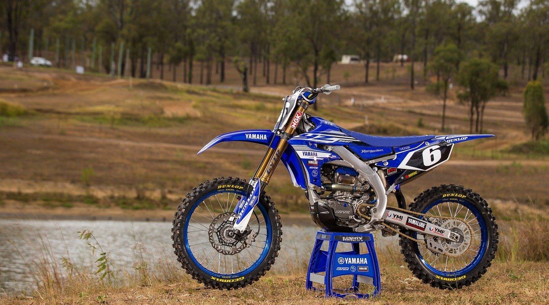 2019 Yamaha YZ 250F