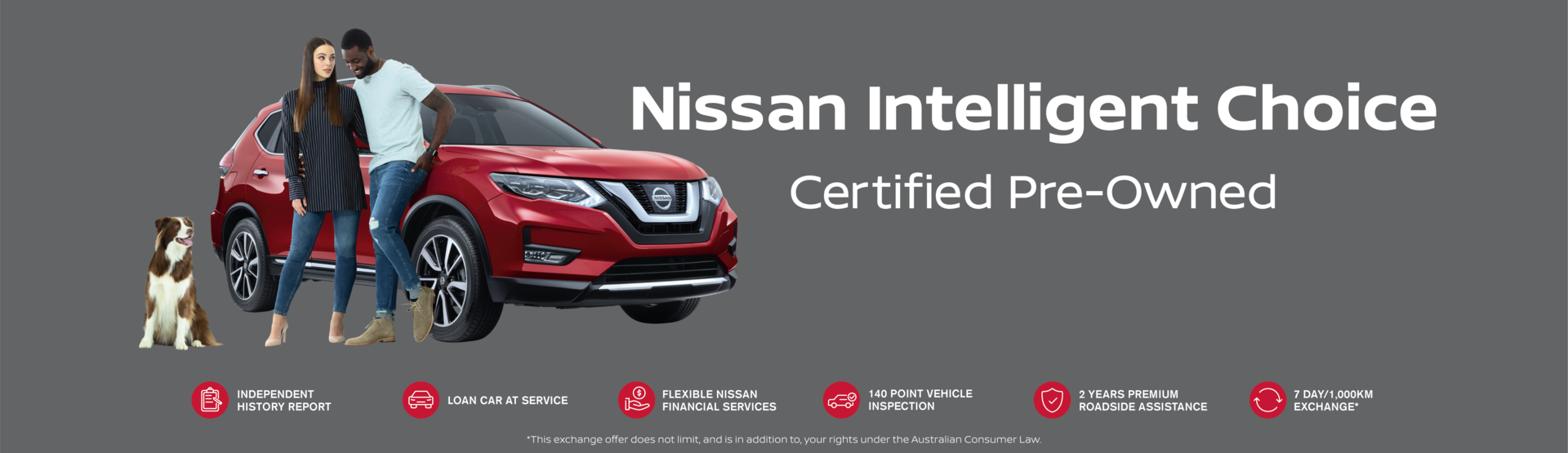 Nissan intelligent choice used cars maitland