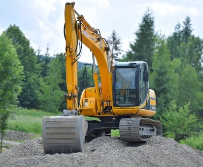 Get Pre-approved on Excavator and Earthmoving Equipment Finance Now! image