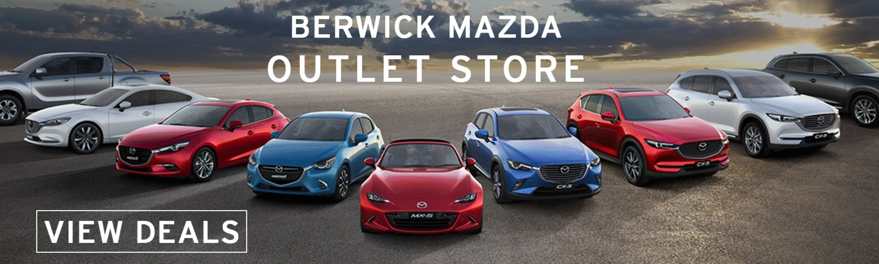 Berwick Mazda Outlet Store