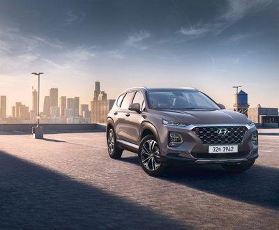 Hyundai SUV image
