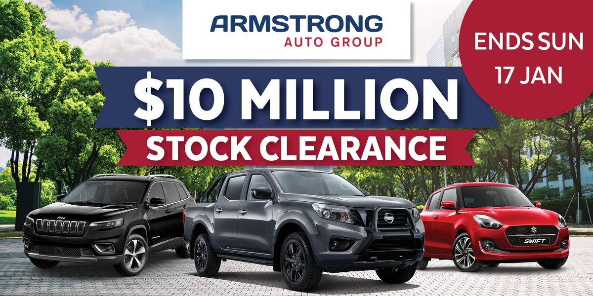 blog large image - $10 Million Stock Clearance
