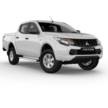 MITSUBISHI TRITON GLX+ 4WD DOUBLE CAB MANUAL MY18 Small Image