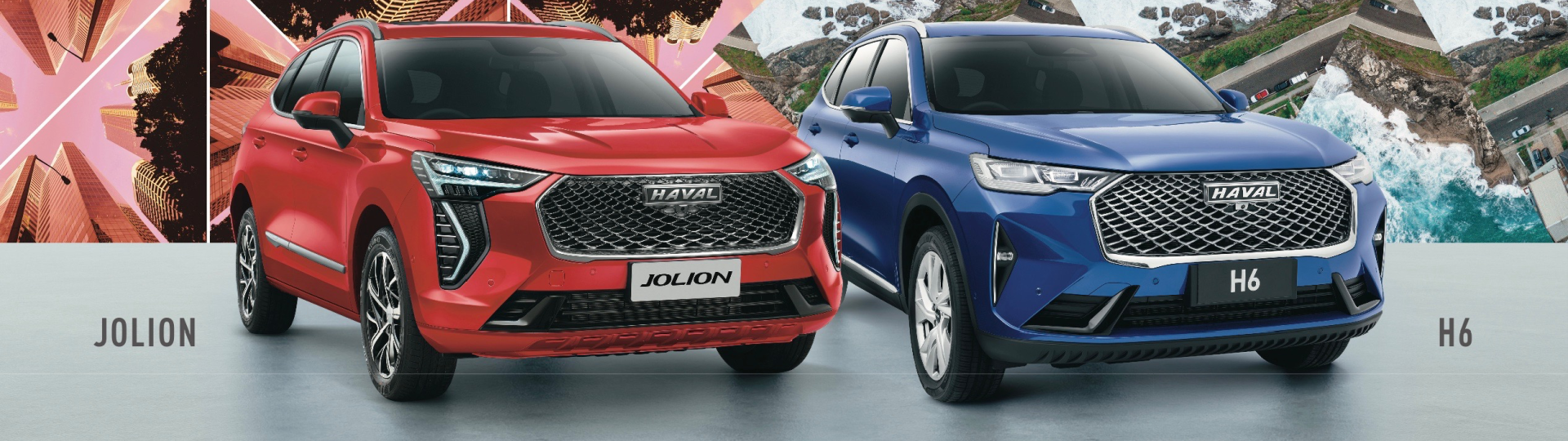 All-New Haval Jolion and H6 SUV for sale in Perth