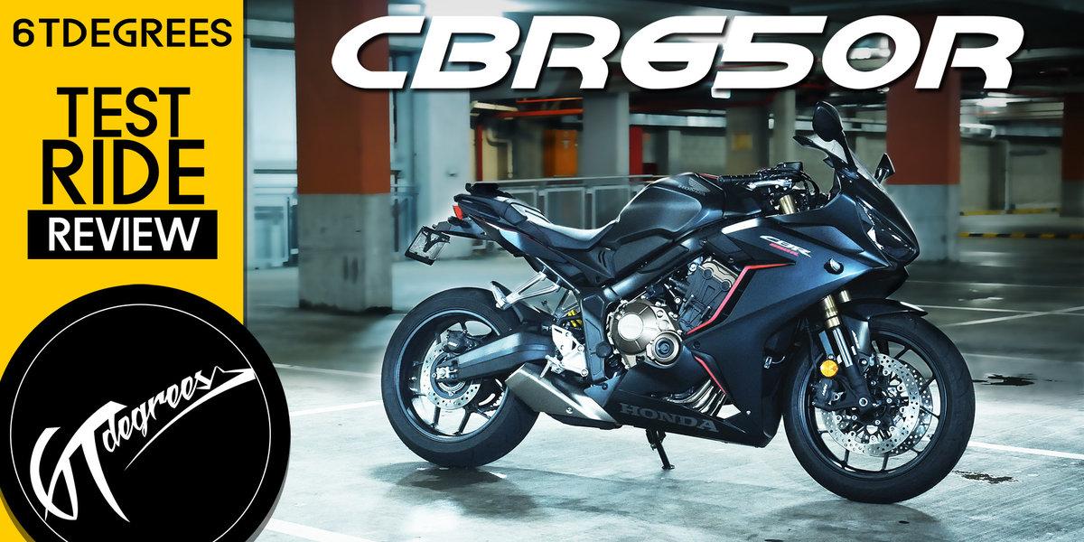 blog large image - 6TDegrees Review - Honda CBR650R LAMs Approved