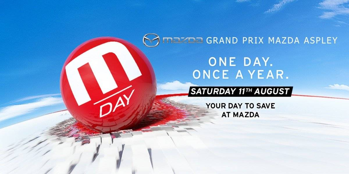 blog large image - M DAY at Grand Prix Mazda Aspley