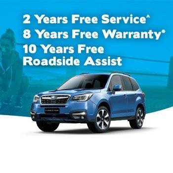 2018 Forester model run out Small Image
