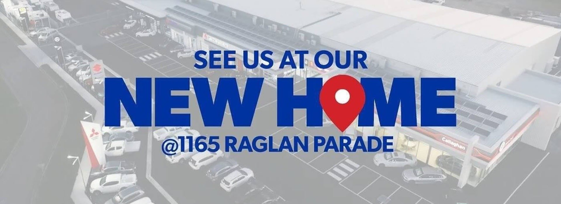 Come and Visit Our New Home